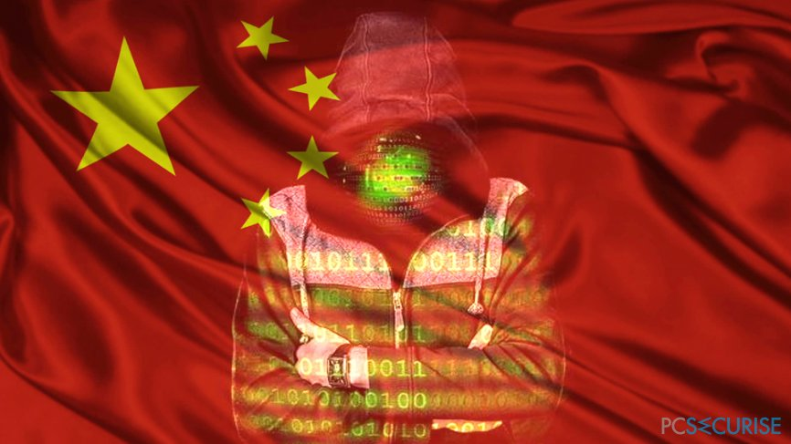 Chinese hackers still dangerous