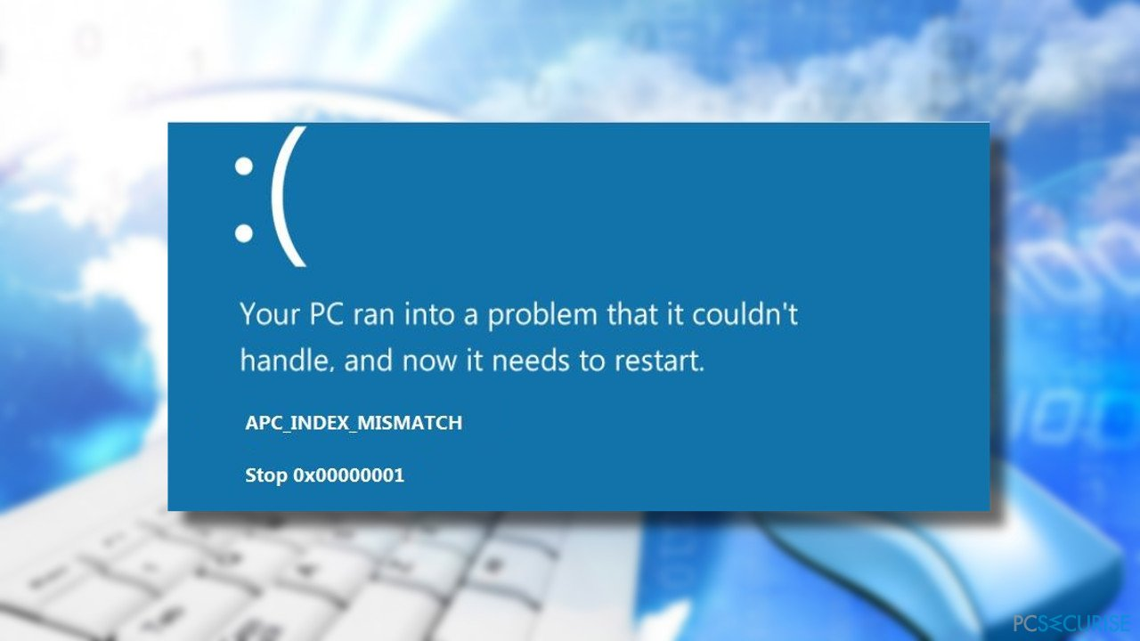 APC_INDEX_MISMATCH fix