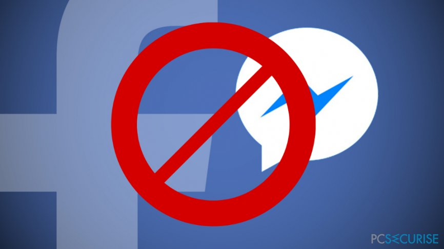 Deactivate Facebook Messenger