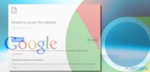 Comment Corriger l'Erreur ERR_NETWORK_CHANGED sur Chrome ?