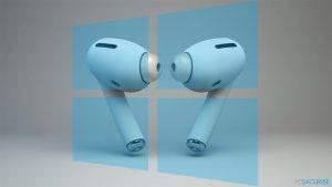 Comment réparer la mauvaise qualité sonore des Airpods Pro sur Windows ?