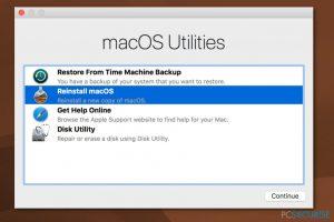 Comment corriger le « code d'erreur 5010F » sur Mac ?