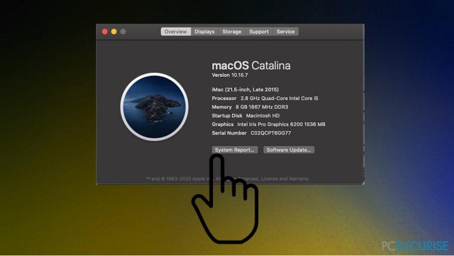 MacOS check