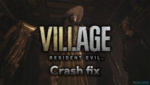 Comment corriger le crash de l'écran noir de Resident Evil Village sur Steam ?