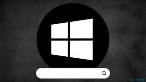 Comment corriger le problème de la barre de recherche sur Windows 10 ?