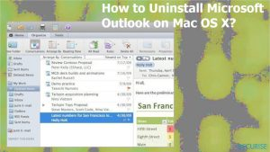 Comment désinstaller Microsoft Outlook sur Mac OS X