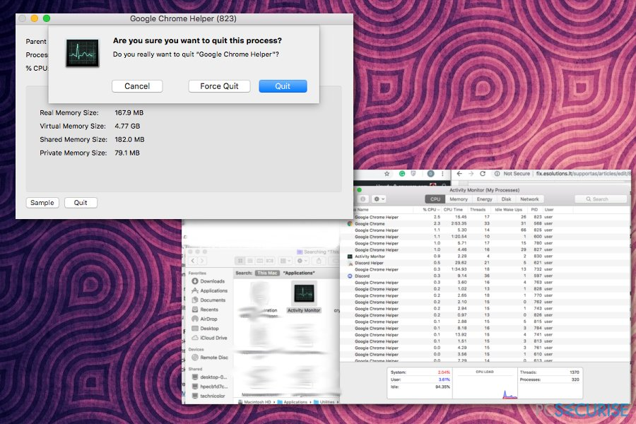 How to uninstall XAMPP on Mac OS X?