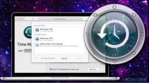Comment restaurer Mac à une date antérieure ?