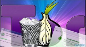 Comment Désinstaller le Navigateur Tor ?