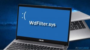 Comment Corriger le BSOd WdFilter.sys sous Windows ?