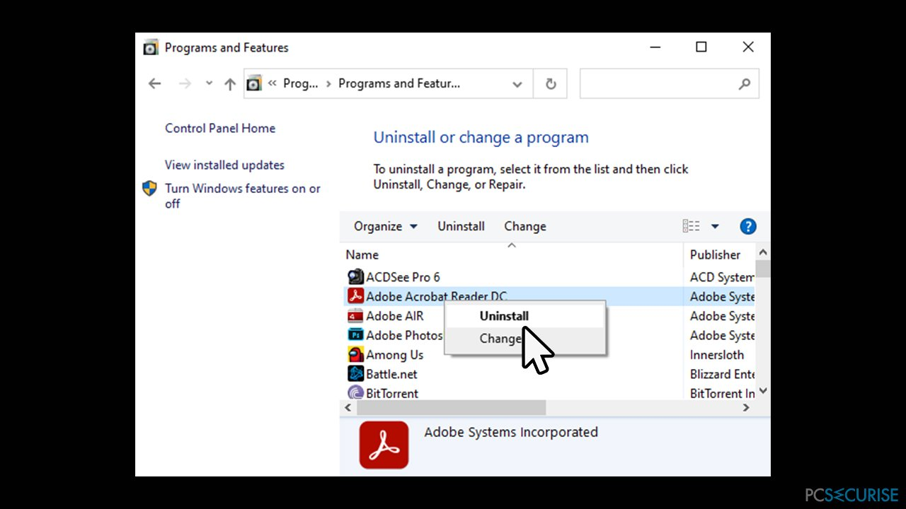 What is Adobe GC Invoker Utility? Can I stop AdobeGCClient.exe process?